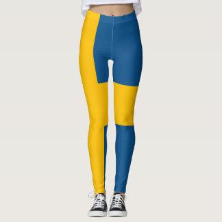 Flag of Sweden Leggings