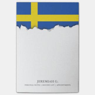 Flag of Sweden Post-it® Notes