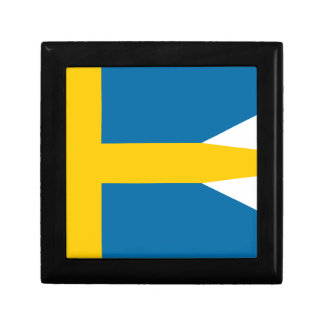 Flag of Sweden - Sveriges flagga - Swedish Flag Gift Box