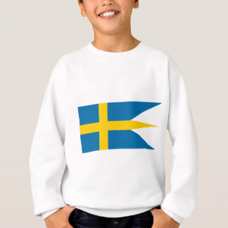 Flag of Sweden - Sveriges flagga - Swedish Flag Sweatshirt