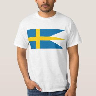 Flag of Sweden - Sveriges flagga - Swedish Flag T-Shirt