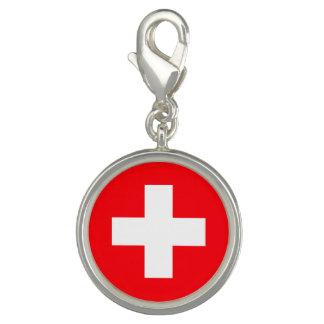 Flag of Switzerland Charm