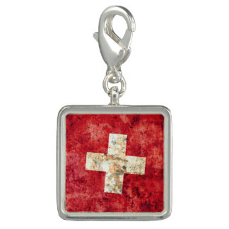Flag of Switzerland Charms