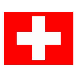 Flag of Switzerland Postcards