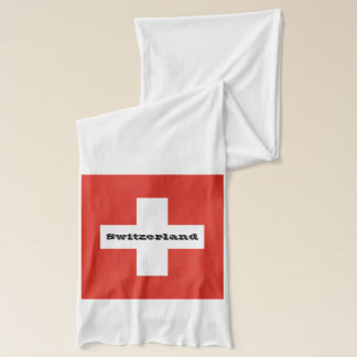 Flag of Switzerland Scarf