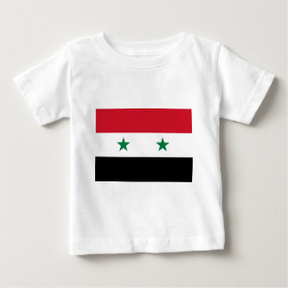 Flag_of_Syria. Baby T-Shirt