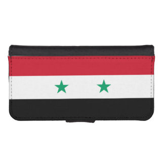 Flag of Syria Phone Wallet Case