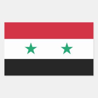 Flag of Syria Sticker