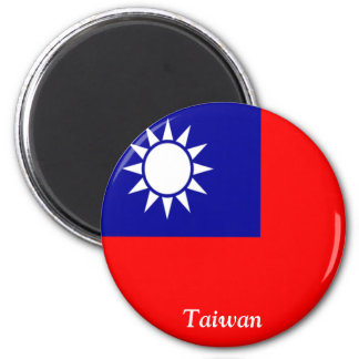 Flag of Taiwan Magnet