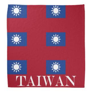 Flag of Taiwan Republic of China Bandana