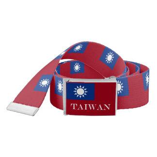 Flag of Taiwan Republic of China Belt
