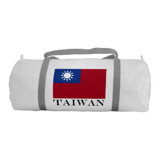 Flag of Taiwan Republic of China Gym Bag