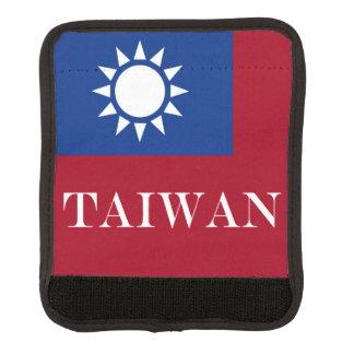 Flag of Taiwan Republic of China Luggage Handle Wrap