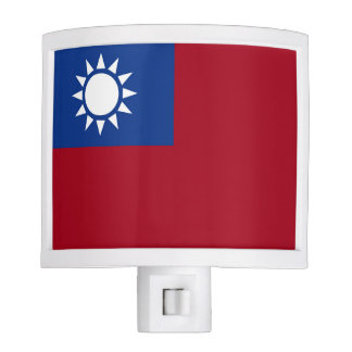 Flag of Taiwan Republic of China Nite Light