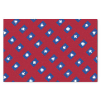 Flag of Taiwan Republic of China Tissue Paper