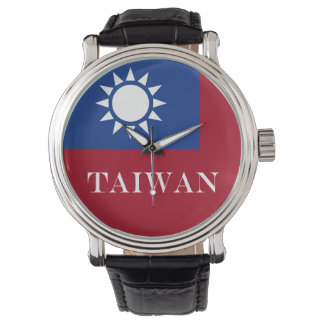Flag of Taiwan Republic of China Watch