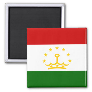 Flag of Tajikistan Magnet