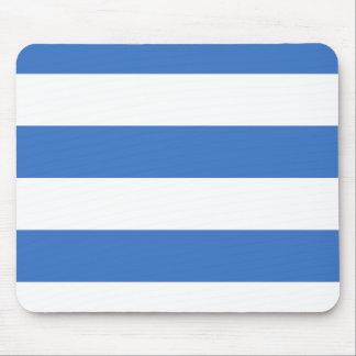 Flag of Tallinn, Estonia Mouse Pad