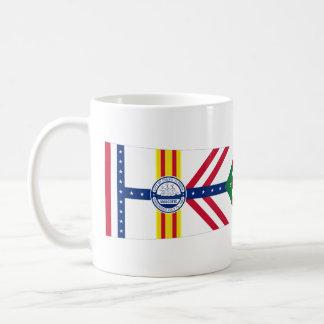 Flag of Tampa, Florida Coffee Mug