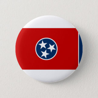 Flag Of Tennessee 2 Inch Round Button