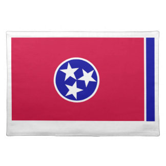 Flag of Tennessee Place Mats