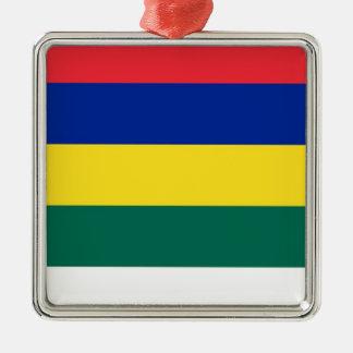 Flag of Terschelling Metal Ornament