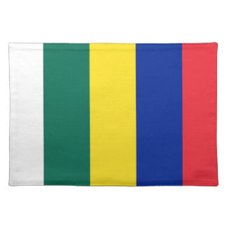 Flag of Terschelling Placemat