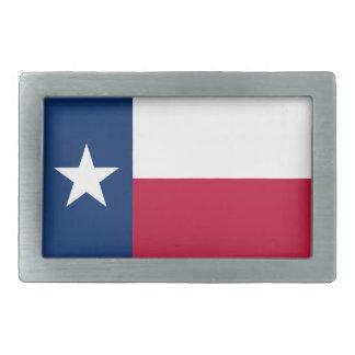 Flag of Texas Belt Buckle