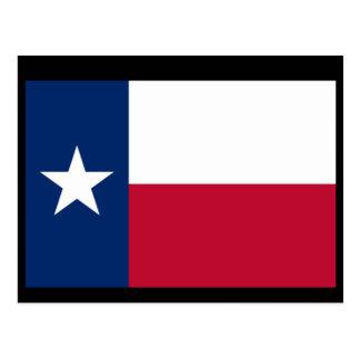 Flag of Texas Postcard