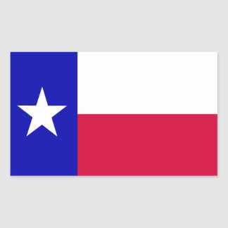 Flag of Texas Sticker