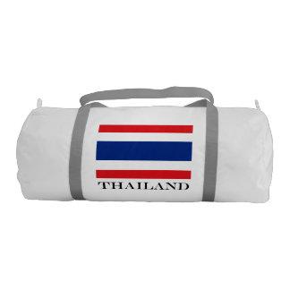 Flag of Thailand Gym Bag