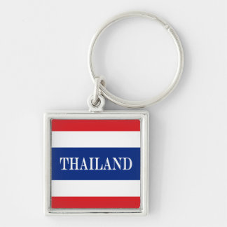 Flag of Thailand Keychain