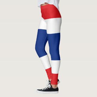 Flag of Thailand Leggings