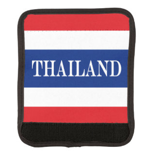 Flag of Thailand Luggage Handle Wrap