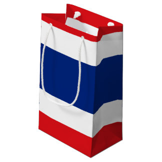 Flag of Thailand Small Gift Bag
