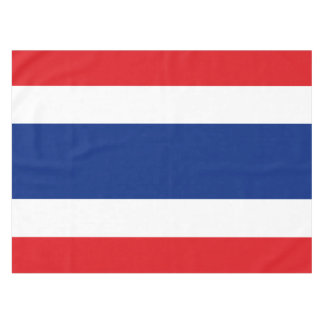 Flag of Thailand Tablecloth