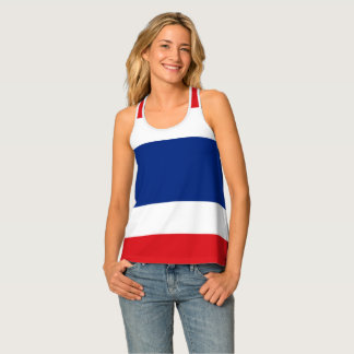 Flag of Thailand Tank Top