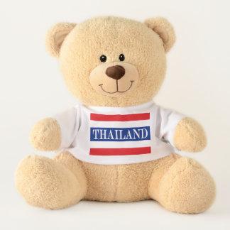 Flag of Thailand Teddy Bear