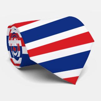 Flag of Thailand Tie