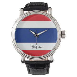Flag of Thailand Watch