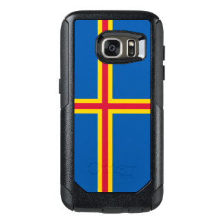 Flag of the Aland Islands Samsung OtterBox Case