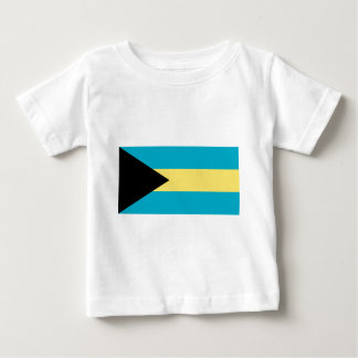 Flag of the Bahamas Baby T-Shirt