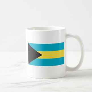 Flag of the Bahamas Coffee Mug
