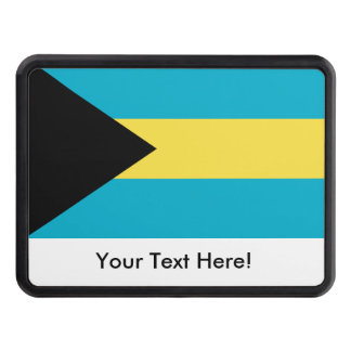 Flag of The Bahamas Hitch Cover