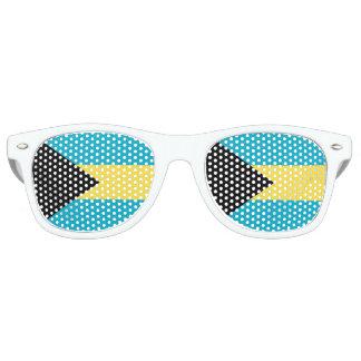 Flag of The Bahamas Retro Sunglasses
