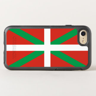 Flag of the Basque Country OtterBox iPhone Case