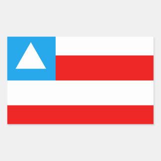 Flag of the Brazil Bahia Sticker
