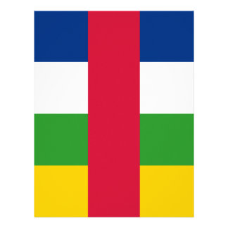 Flag_of_the_Central_African_Republic Letterhead