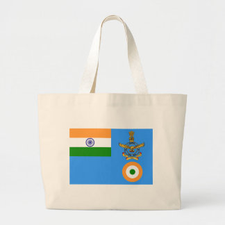 Flag_of_the_Chief_of_Air_Staff_and_Air_Chief_Marsh Large Tote Bag