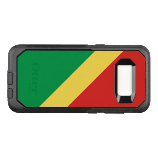 Flag of the Congo Republic Samsung OtterBox Case
